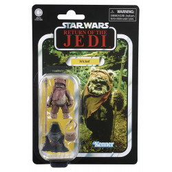 WICKET EPISODE VI STAR WARS VINTAGE COLLECTION 2020 WAVE 5 FIGURINE 10 CM