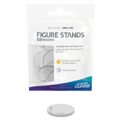 ULTIMATE GUARD FIGURE STANDS SMALL PEG MODERN 20 PIECES