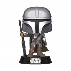 THE MANDALORIAN STAR WARS THE MANDALORIAN FIGURINE POP! TV VINYL 9 CM