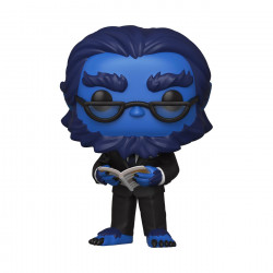BEAST X-MEN 20TH ANNIVERSARY POP! MARVEL VINYL FIGURINE 9 CM