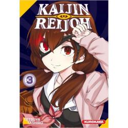 KAIJIN REIJOH - TOME 3 - VOL03
