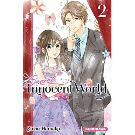 SECRET INNOCENT WORLD - TOME 2 - VOL02