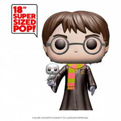 HARRY POTTER SUPER SIZED FUNKO POP! MOVIES VINYL FIGURINE 48 CM