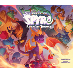 ART OF SPYRO REIGNITED TRILOGY