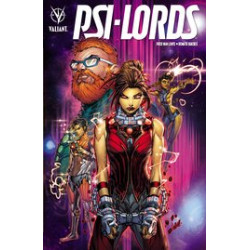 PSI-LORDS TP VOL 1