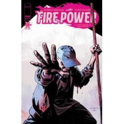FIRE POWER BY KIRKMAN SAMNEE 6