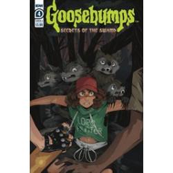 GOOSEBUMPS SECRET OF THE SWAMP 4