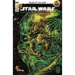 STAR WARS ADVENTURES 2020 4 CVR A FRANCAVILLA
