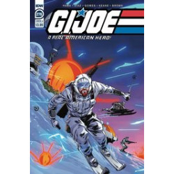 GI JOE A REAL AMERICAN HERO 278 CVR A SCHOENING