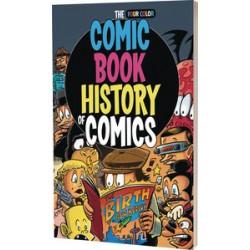 COMIC BOOK HISTORY OF ANIMATION 2 CVR A DUNLAVEY