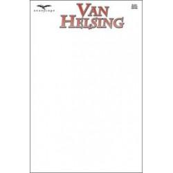 VAN HELSING LEGACY NUMBER 50 CVR F BLANK SKETCH