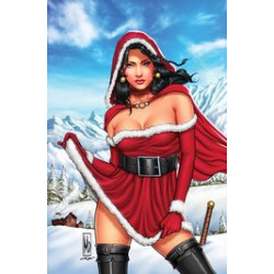 GRIMM FAIRY TALES 2020 HOLIDAY SPECIAL VOL 8 CVR C DIPASCALE
