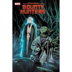 STAR WARS BOUNTY HUNTERS 8 SPROUSE EMPIRE STRIKES BACK VAR
