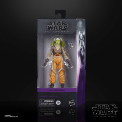 HERA SYNDULLA STAR WARS REBELS BLACK SERIES FIGURINE 2020 15 CM