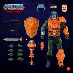 MAN AT ARMS MASTERS OF THE UNIVERSE FIGURINE 30 CM