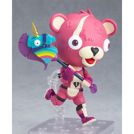 CUDDLE TEAM LEADER FORTNITE FIGURINE NENDOROID 10 CM