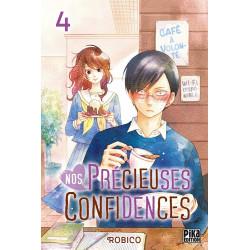 NOS PRECIEUSES CONFIDENCES T04