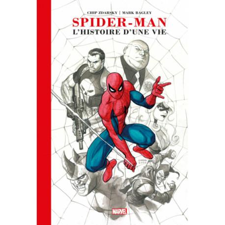 SPIDER-MAN : L'HISTOIRE D'UNE VIE (ARTIST EDITION)