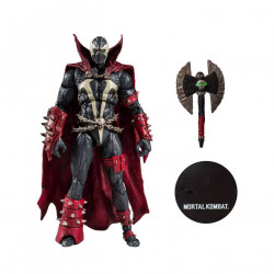 SPAWN WITH AXE MORTAL KOMBAT FIGURINE TARGET EXCLUSIVE 18 CM