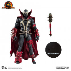 SPAWN MORTAL KOMBAT 11 FIGURINE 18 CM