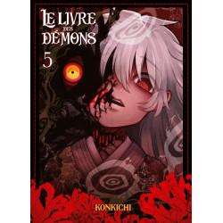 LE LIVRE DES DEMONS T05 - VOL05