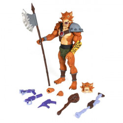 JACKALMAN THUNDERCATS WAVE 1 FIGURINE ULTIMATES 18 CM