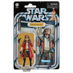 HONDO OHNAKA THE CLONE WARS STAR WARS VINTAGE COLLECTION 2020 WAVE 4 FIGURINE 10 CM