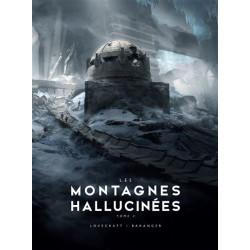 LES MONTAGNES HALLUCINEES ILLUSTRE - PARTIE 2