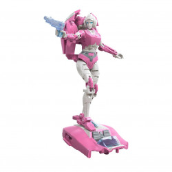ARCEE TRANSFORMERS GEN WFCE DLX ACTION FIGURE 14 CM