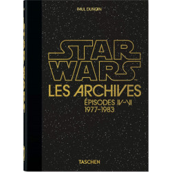 LES ARCHIVES STAR WARS. 1977-1983 - 40TH ANNIVERSARY EDITION