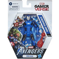 IRON MAN: ATMOSPHERE ARMOR MARVEL AVENGERS GAMER VERSE ACTION FIGURE