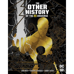 OTHER HISTORY OF THE DC UNIVERSE 1 OF 5 MR