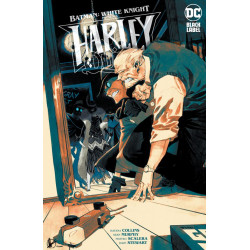 BATMAN WHITE KNIGHT PRESENTS HARLEY QUINN 2 OF 8 M SCALER