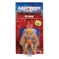 MUSCLOR MASTERS OF THE UNIVERSE ORIGINS 2020 FIGURINE HE-MAN 14 CM