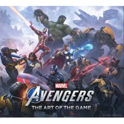 AVENGERS ART OF THE GAME