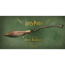 HARRY POTTER, LE TRAITE DES BALAIS - HARRY POTTER, LE TRAITE DES BALAIS