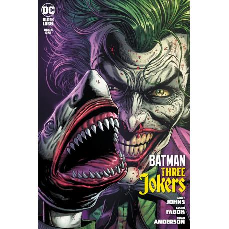 BATMAN THREE JOKERS 1