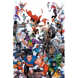 DARK NIGHTS DEATH METAL LAST 52 WAR MULTIVERSE 1