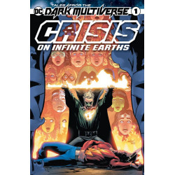 TALES OF THE DARK MULTIVERSE CRISIS ON INFINITE EARTHS 1