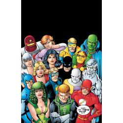 JUSTICE LEAGUE INTERNATIONAL TP BOOK 02 AROUND THE WORLD