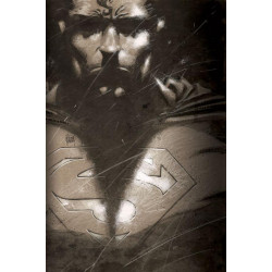 SUPERMAN THE LAST SON DLX ED HC