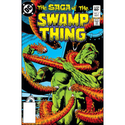 SWAMP THING THE BRONZE AGE TP VOL 03