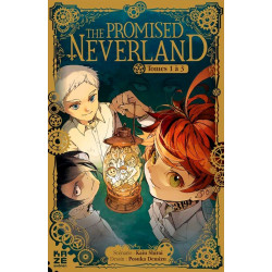 THE PROMISED NEVERLAND PACK T01 A T03