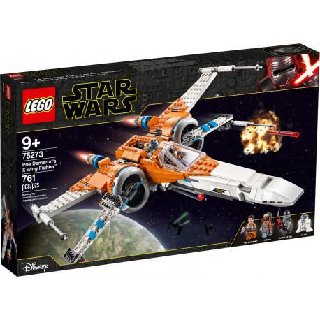 LE CHASSEUR X-WING DE POE DAMERON LEGO 75273