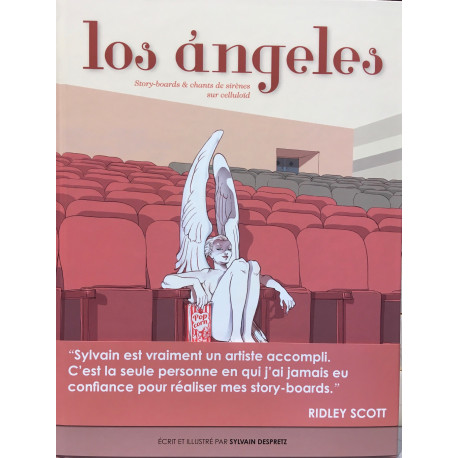 LOS ANGELES - LOS ANGELES : STORY-BOARDS & CHANTS DE SIRENES SUR CELLULOID
