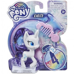 RARITY MY LITTLE PONY POTION PONIES ACTION FIGURE 7CM