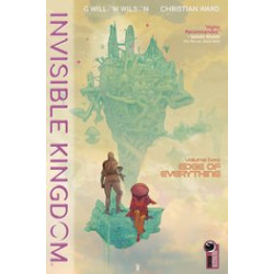 INVISIBLE KINGDOM TP VOL 2 EDGE OF EVERYTHING
