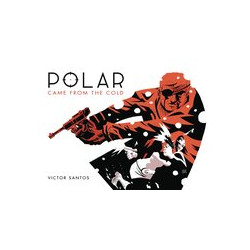 POLAR HC VOL 1 CAME FROM THE COLD SECOND EDITION