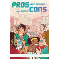 PROS AND COMIC CONS TP