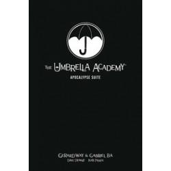UMBRELLA ACADEMY LIBRARY EDITION HC VOL 1 APOCALYPSE SUITE